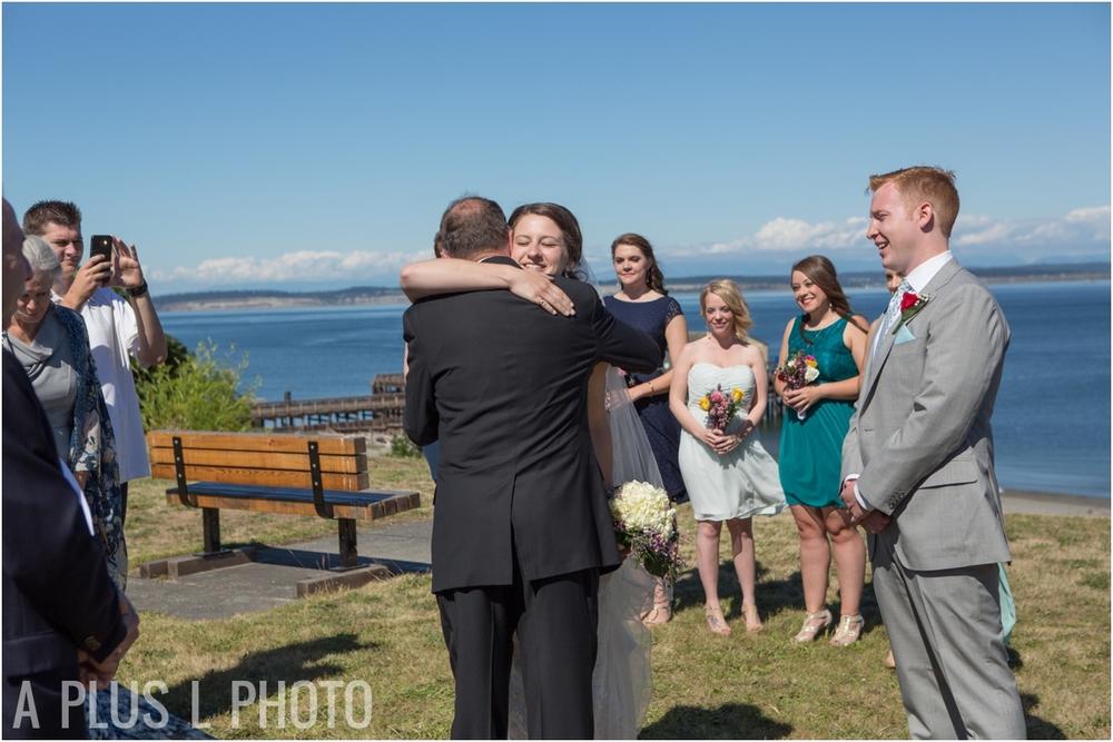 Fort Worden Wedding - A Plus L Photo