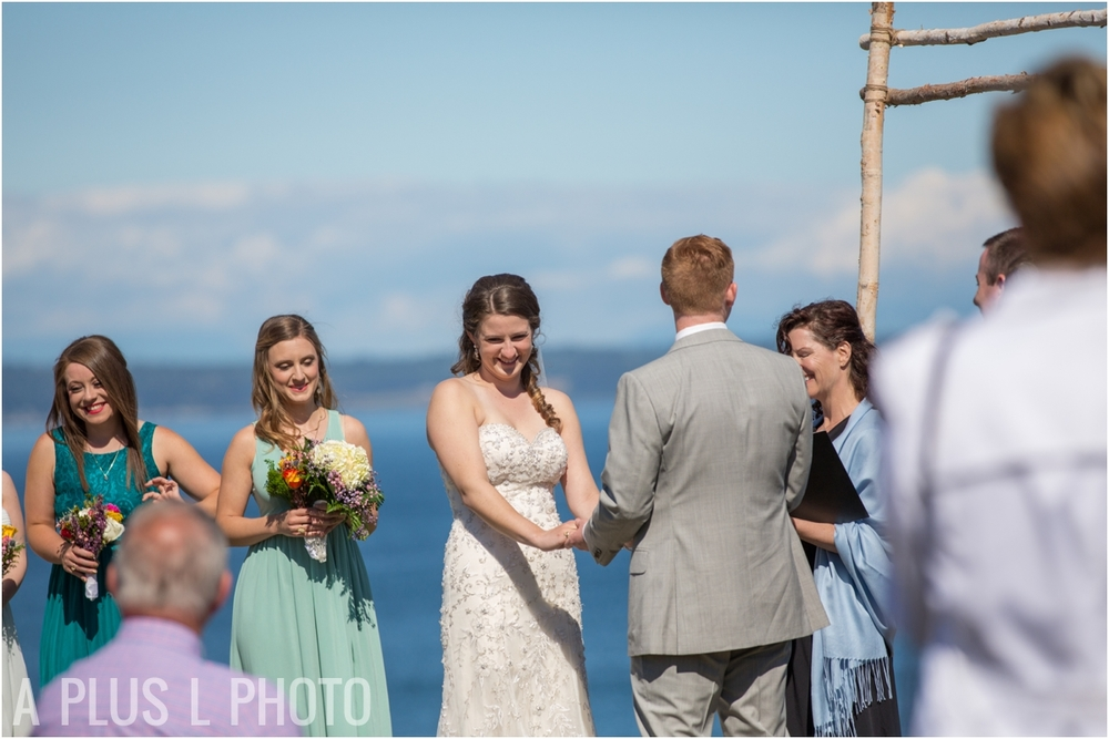 Bluff 255 - Fort Worden Wedding - A Plus L Photo