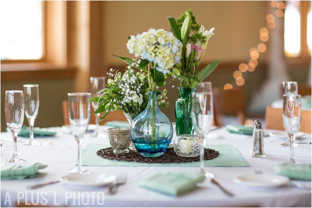 Wildflower Wedding - Fort Worden Wedding - A Plus L Photo