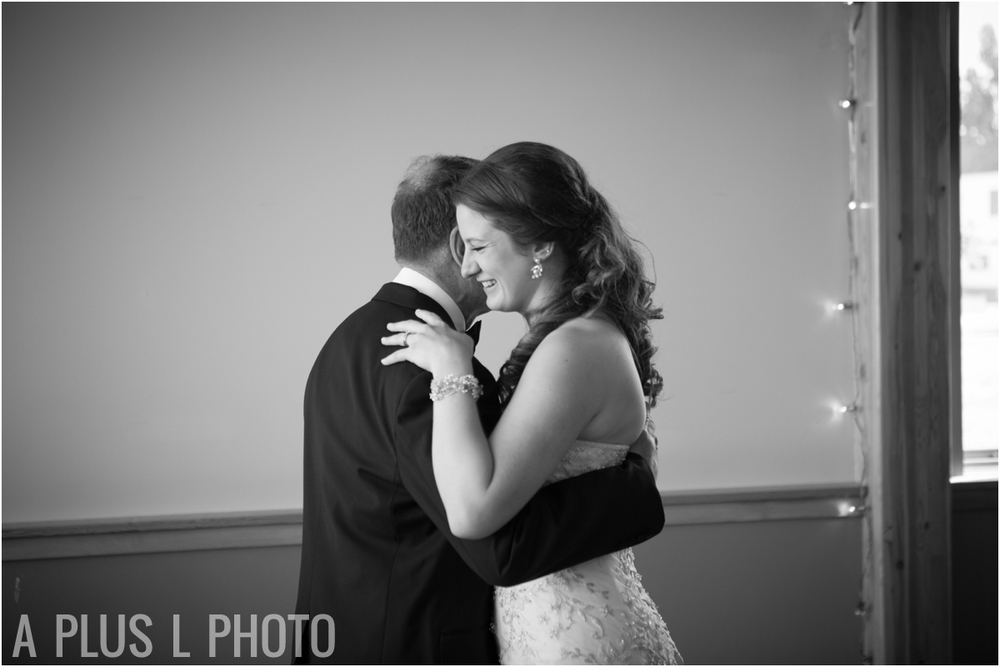 Father Daughter Dance - Fort Worden Wedding - A Plus L Photo