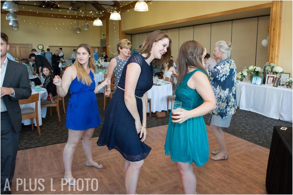 Wedding Reception - Fort Worden Wedding - A Plus L Photo