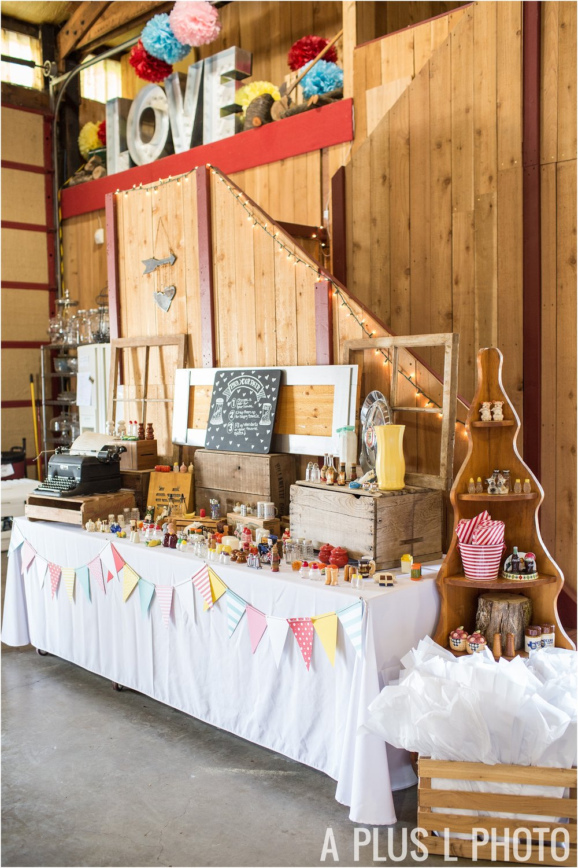 Rockabilly Wedding - Vintage Salt and Pepper Wedding Favors - A Plus L Photo