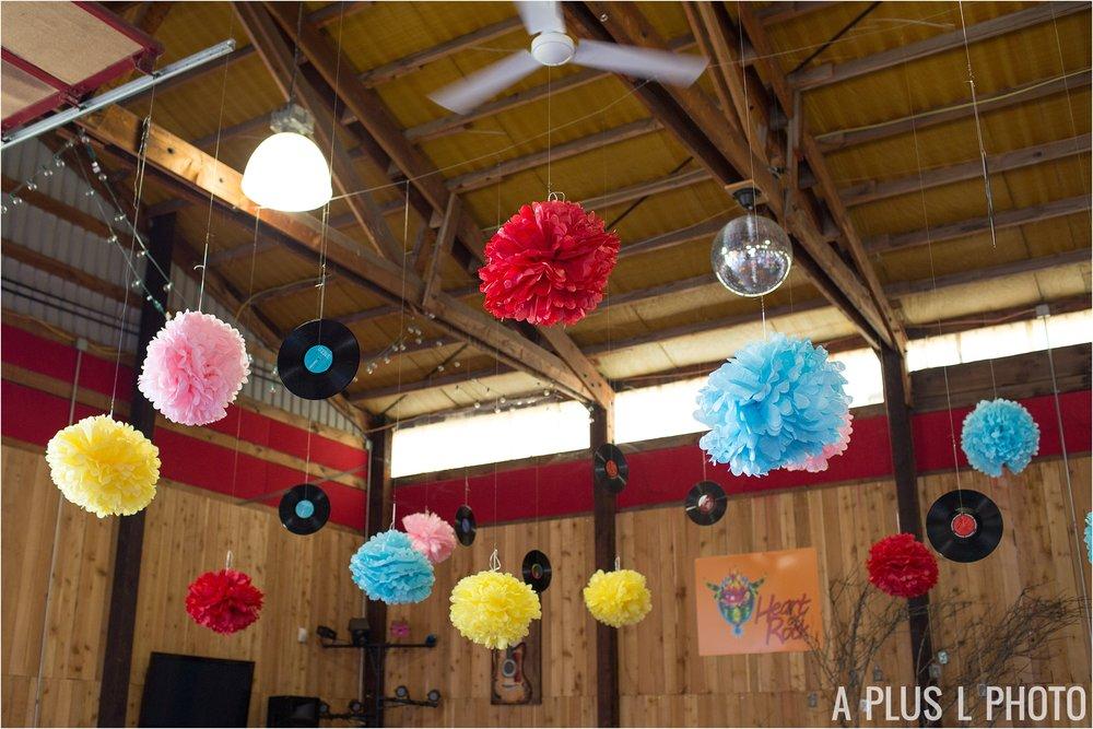 Rockabilly Wedding - Colorful Wedding Details - A Plus L Photo