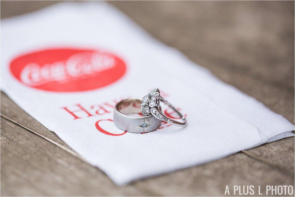Rockabilly Wedding - DIY Colorful Wedding Inspiration - A Plus L Photo