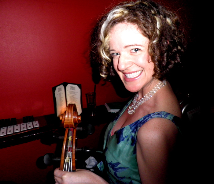 Erin Hall, Erin and her Cello