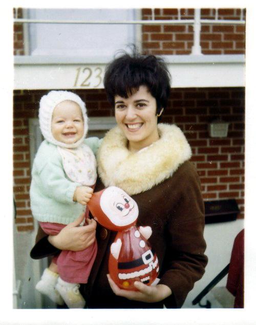 Mom Christine 1970