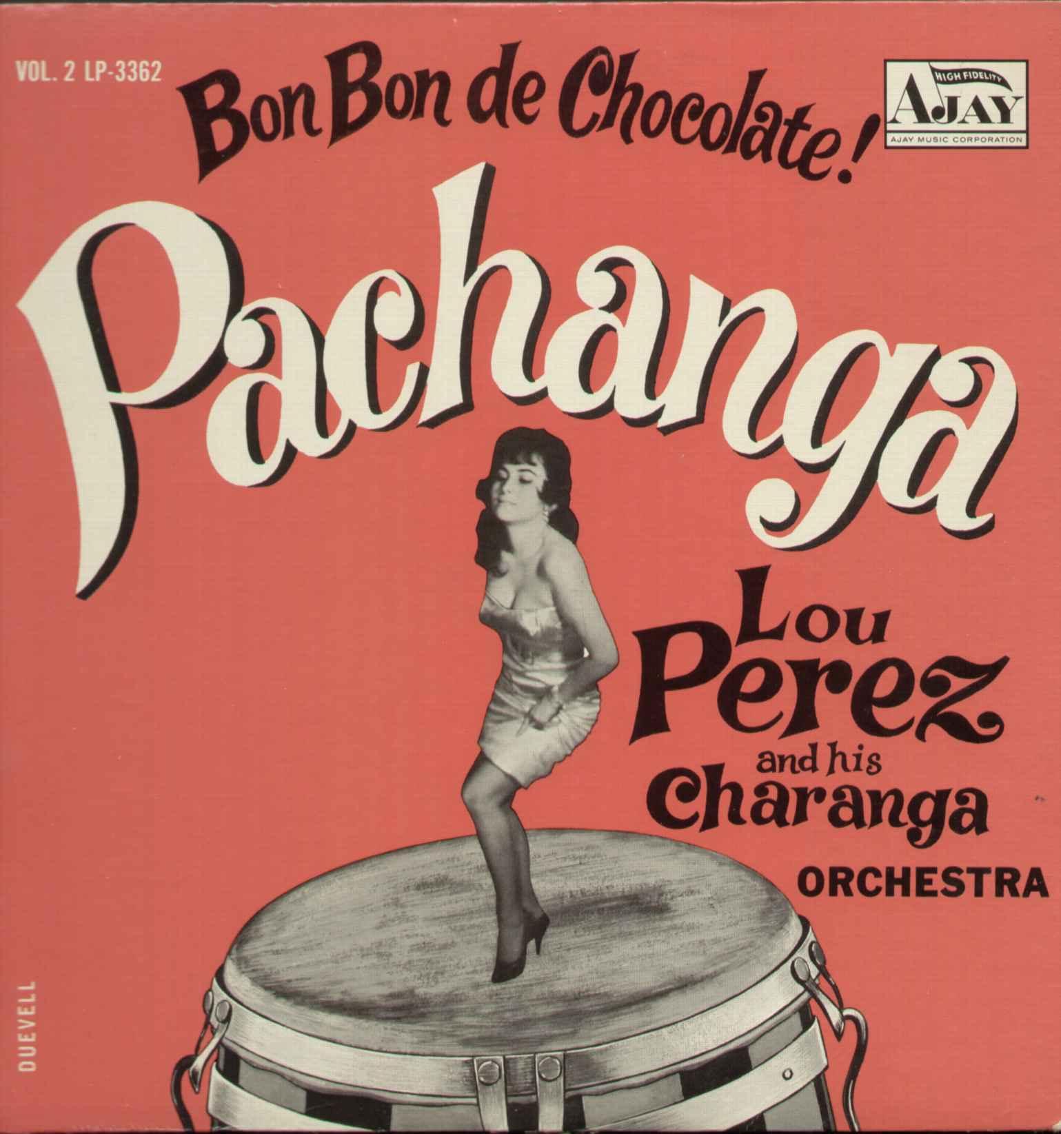 Lou Perez Bon Bon de Chocolate 1