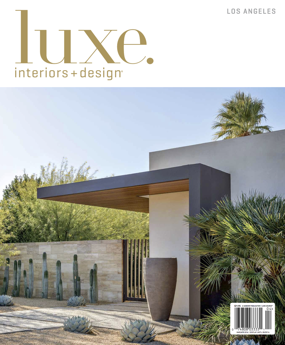 Luxe Magazine (March/April 2016)