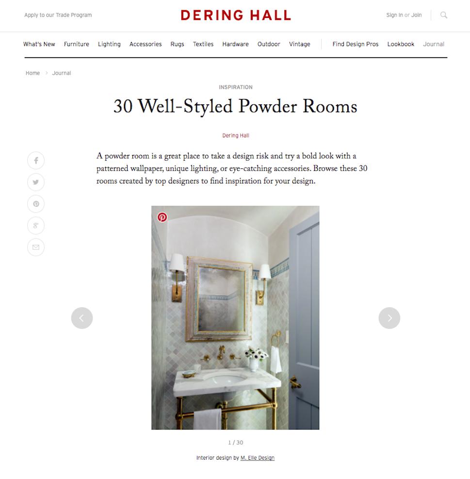 Derring Hall
