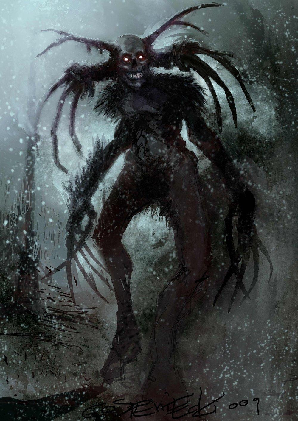 Dark Evil