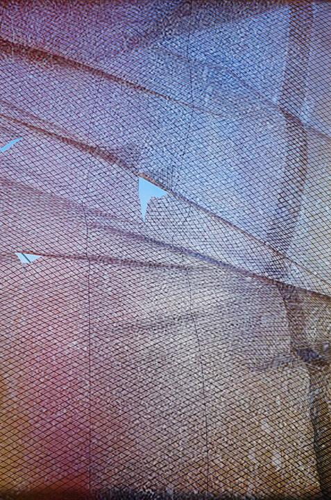 1270 Spring Street, 2016, Archival pigment print, 37in x 25in, framed