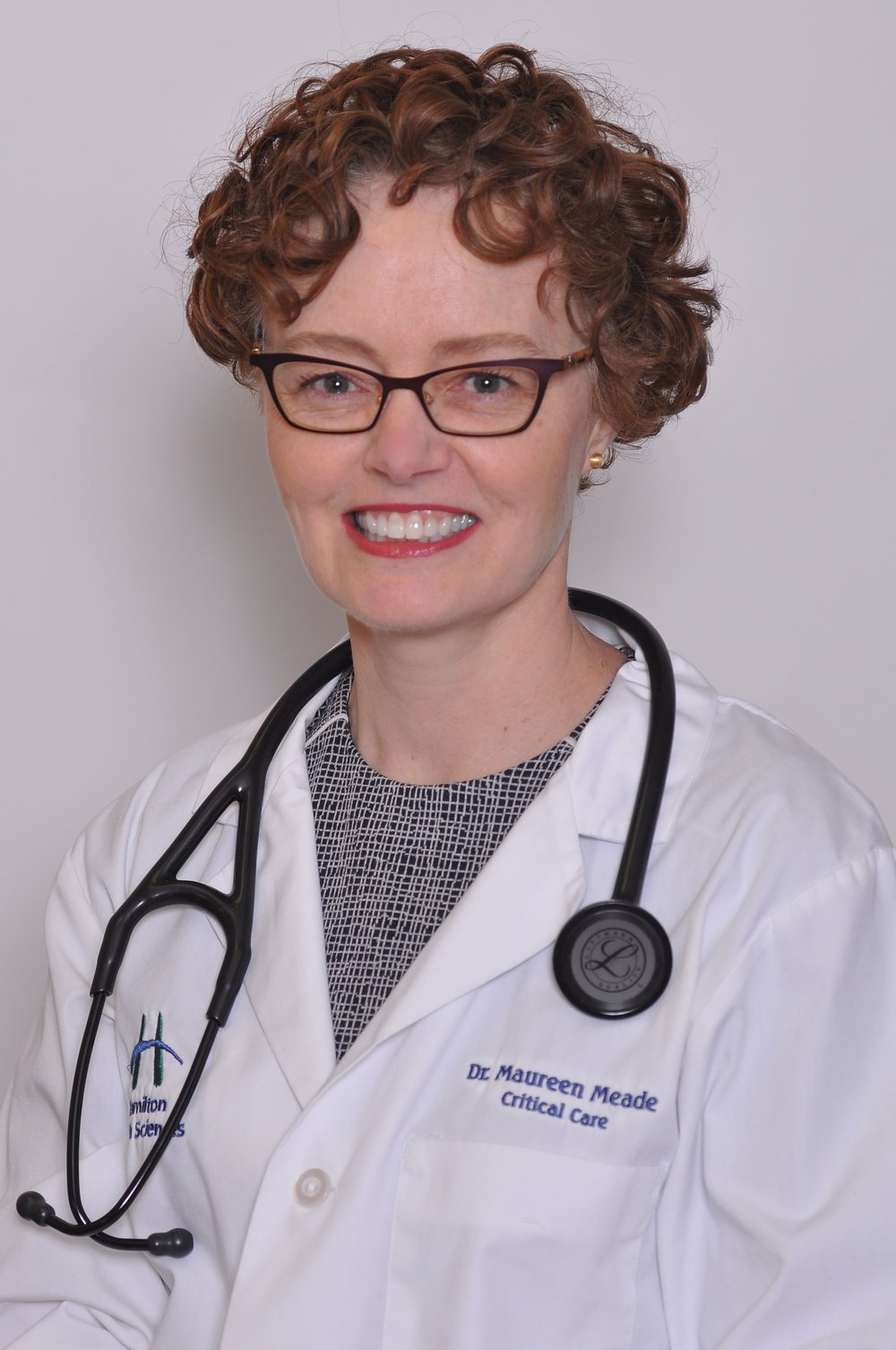 Maureen Meade   BSc. (Ottawa), MSc. (McMaster), MD (McGill)