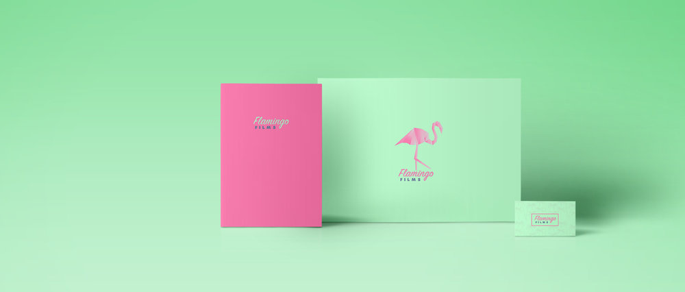 Flamingo - branding + logo design