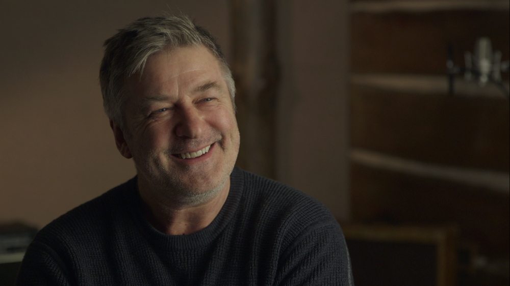 Interview with Alec Baldwin