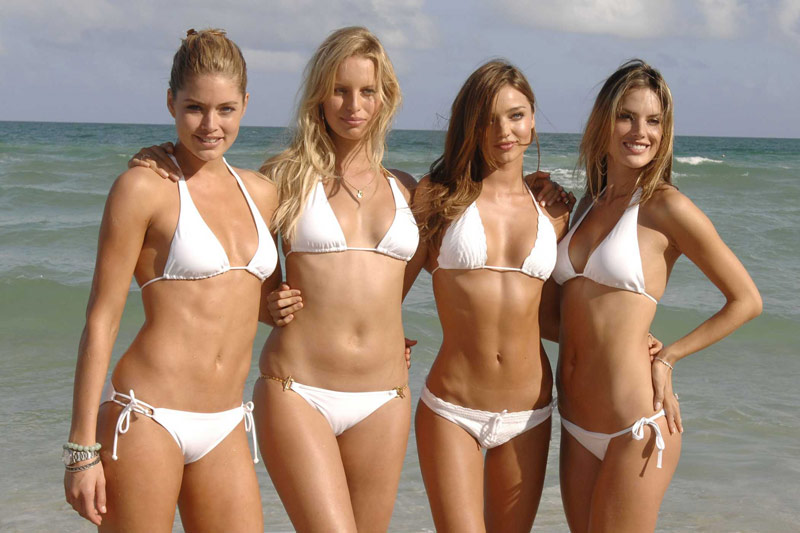 These Insanely Good Looking Bikini Models Will Reaffirm Everything You ...