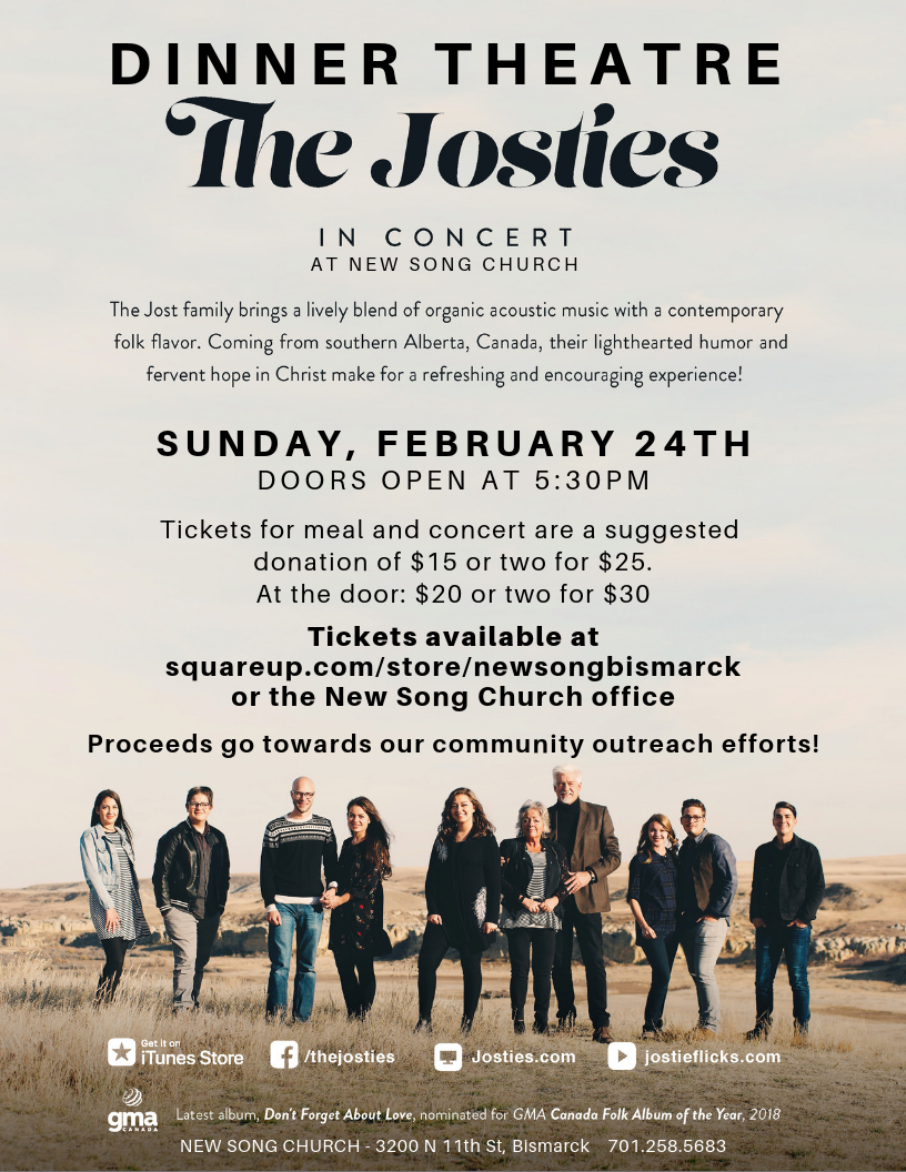 New Song Church-Josties Music Ministry