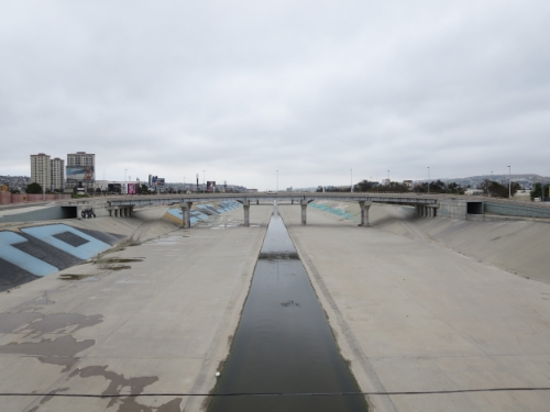 Tijuana Riverbed (Photo by Steve Arnett)