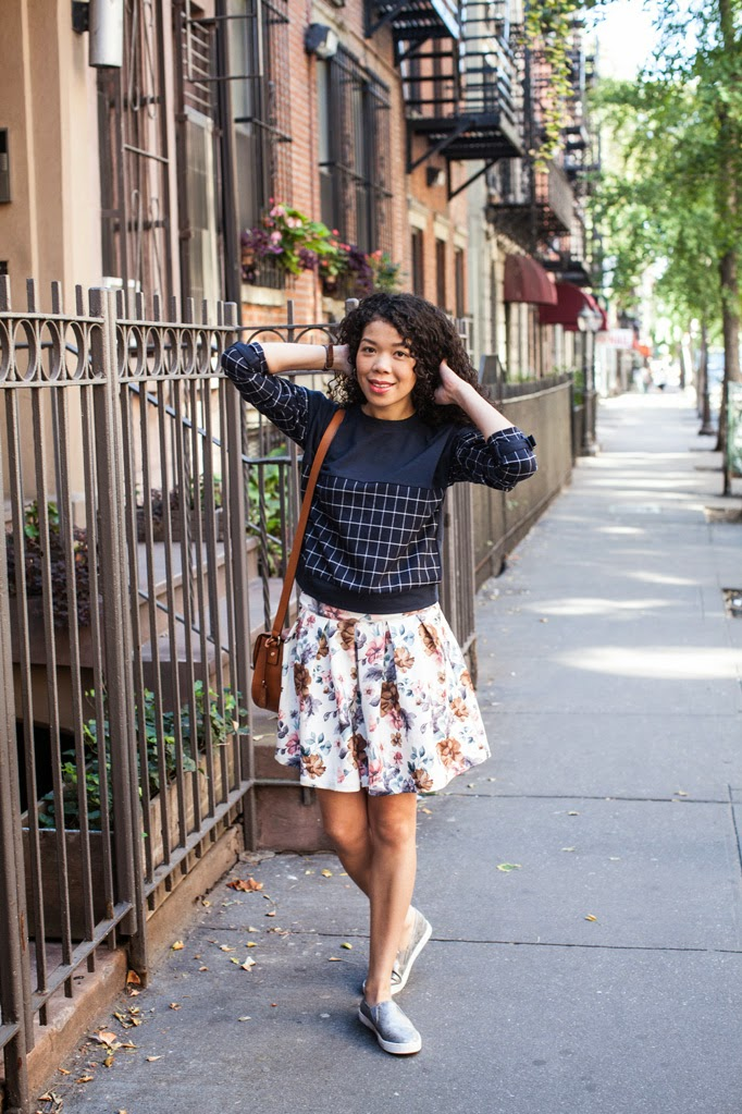 how-to-wear-floral-skirt-moments-of-chic-grid-sweater-cropped-0006.jpg