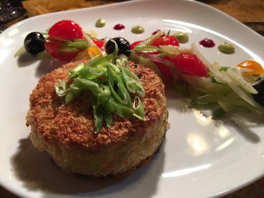 Chesapeake Maryland Crab Cake