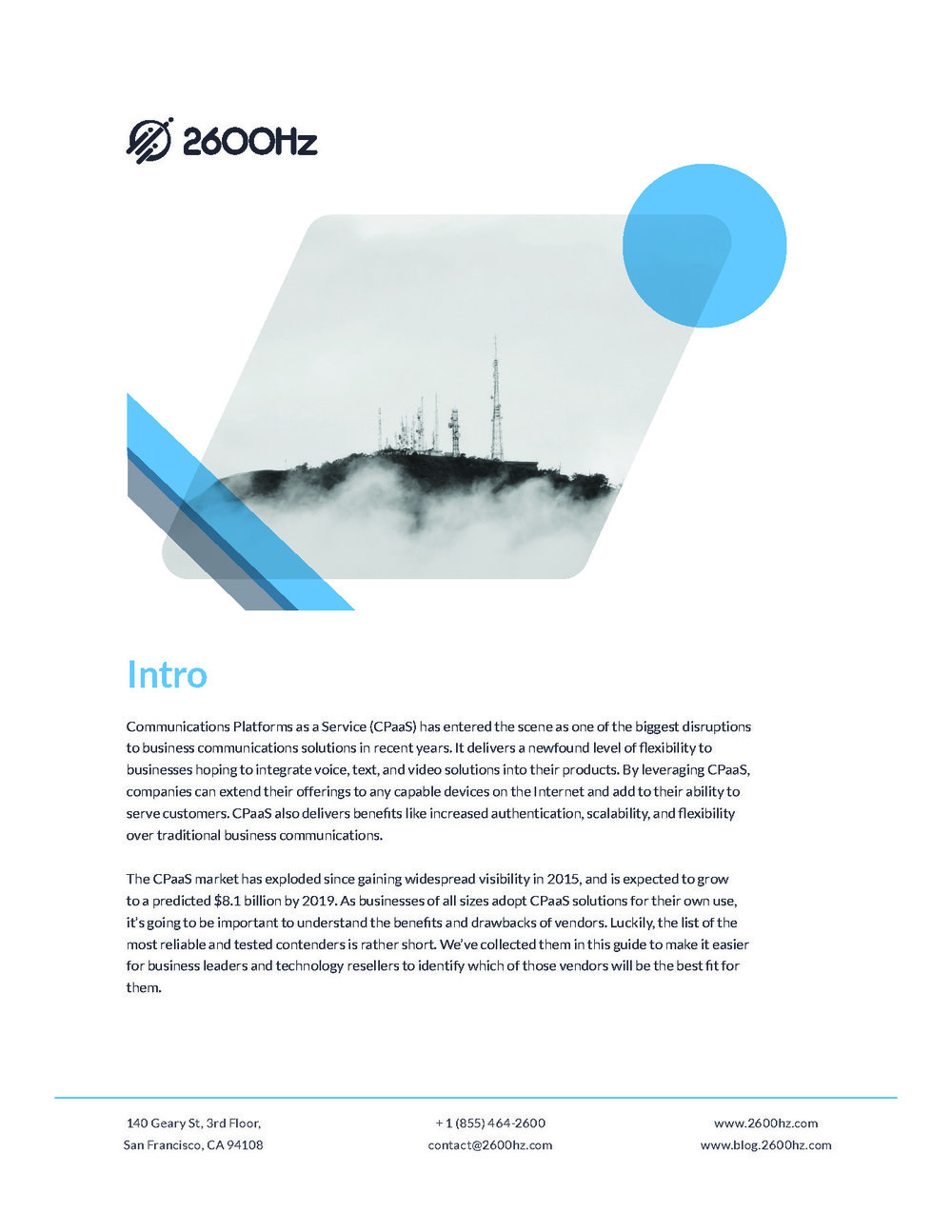 Whitepaper Introduction
