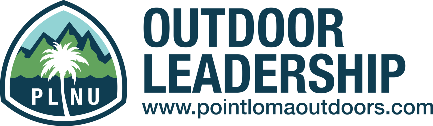 PLNU Outdoor Leadership