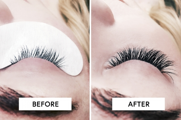 "- Enhance and define your eyes' natural beauty with long, luscious lash extensions. Perfect for both day-to-day wear and special occasions, these semi-permanent individual synthetics lashes give eyes a more awake and youthful look. Think of waking up with gorgeous lashes everyday. Warning**May get addicted**Expect monthly maintenance with ""Touch Ups"" every 3 to 4 weeks.Each single synthetic strand is applied individually and curves to replicate natural eyelashes, while providing length and thickness to your own lashes. There is no need for mascara or an eyelash curler. Eyelash extensions can be safely worn while in the shower, swimming, sleeping, or exercising.Please inquire or more details"