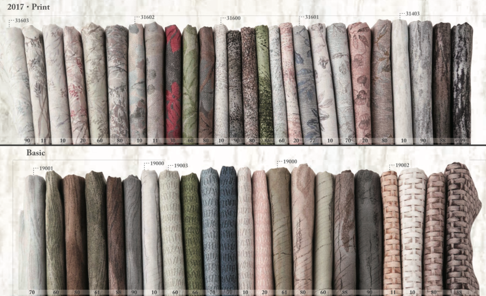 Centenary 23rd Collection by Yoko Saito for Lecien Fabrics - Prints 26 SKUs, Basic 22 SKUs