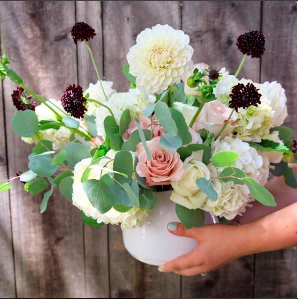 Custom Vase Arrangement 4 - $75