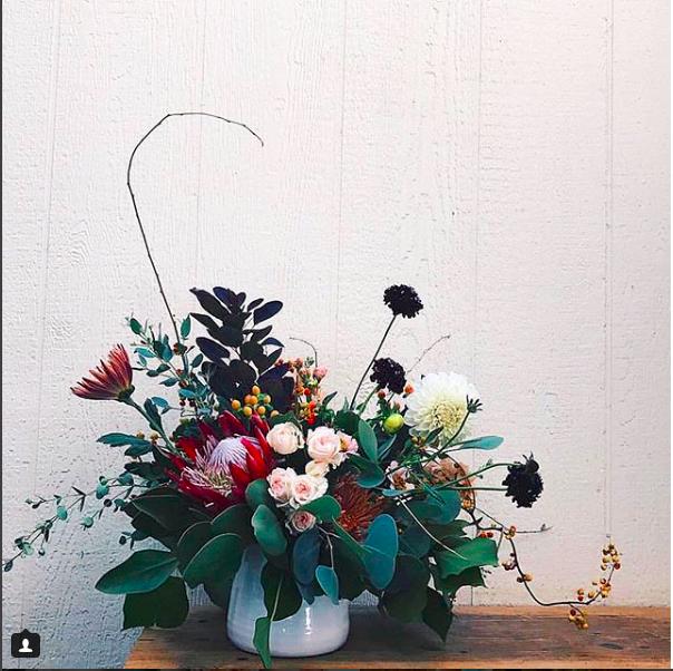 Custom Vase Arrangement 8 - $85