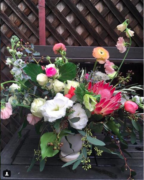Custom Vase Arrangement 3 - $95