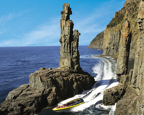 Award winning coastal wilderness cruise