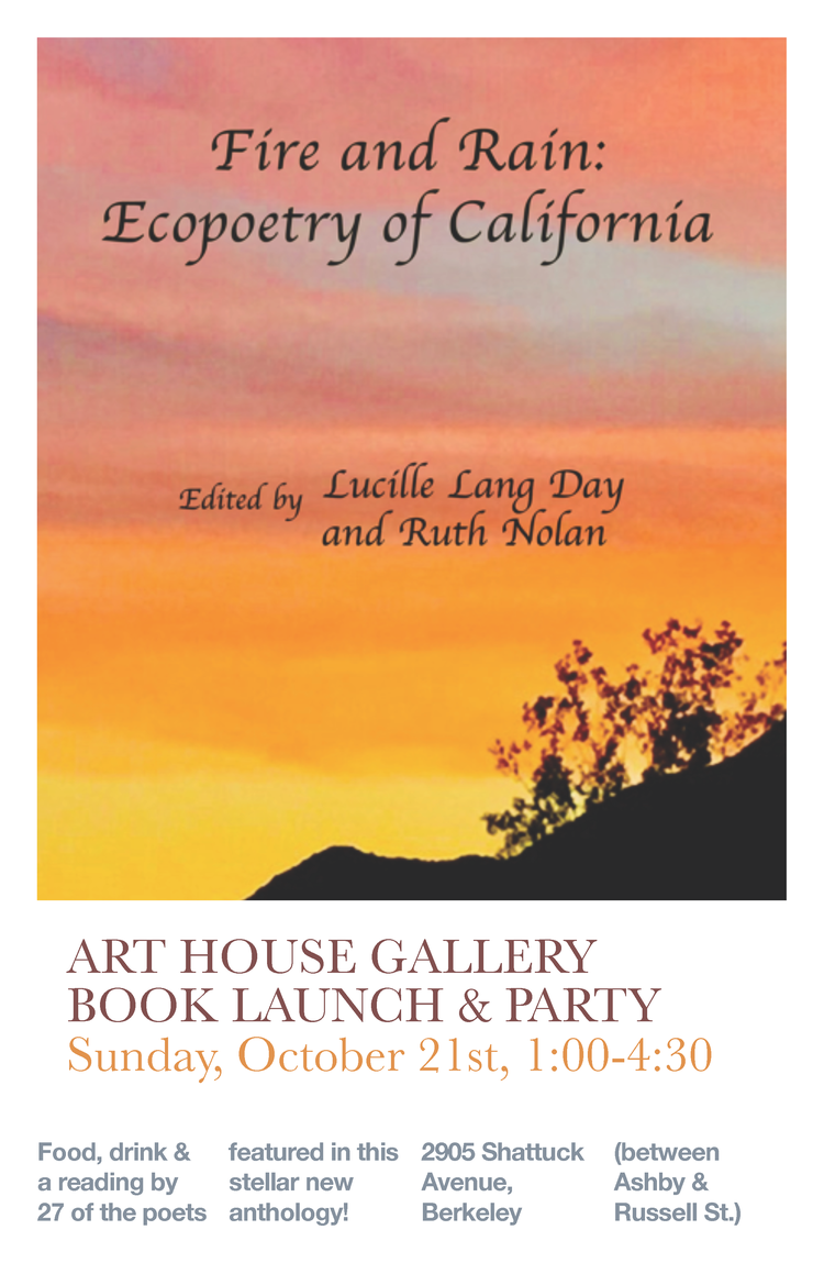 Art House Gallery Reading & Reception