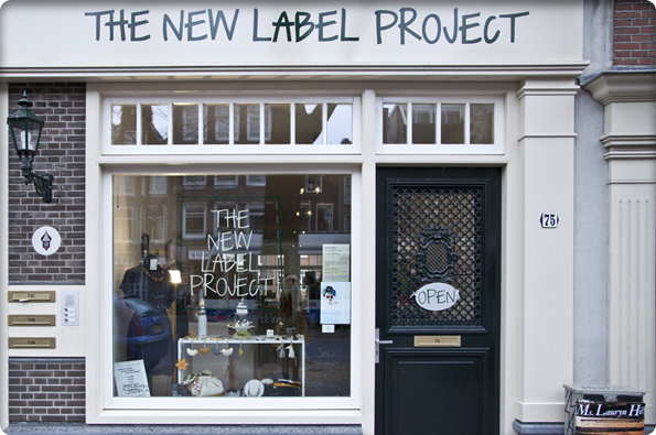 Aimmea available at the New Label Project at the Rozengracht 75 in Amsterdam