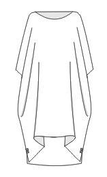 Maattabel maxi trui