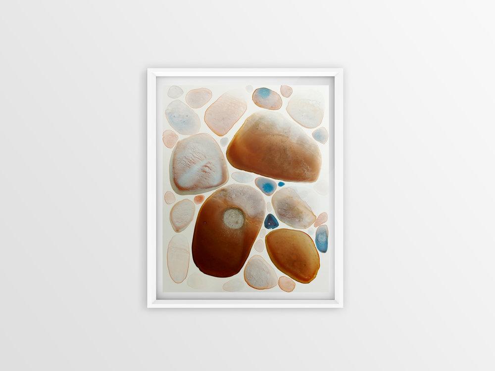 Earth & Sky (River Stones)