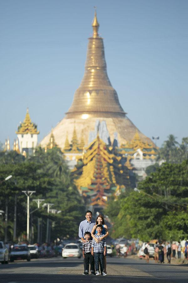 shwedagonpagodafamily