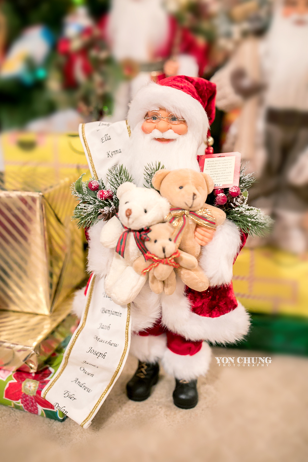 Windy Hill Collections Santas list