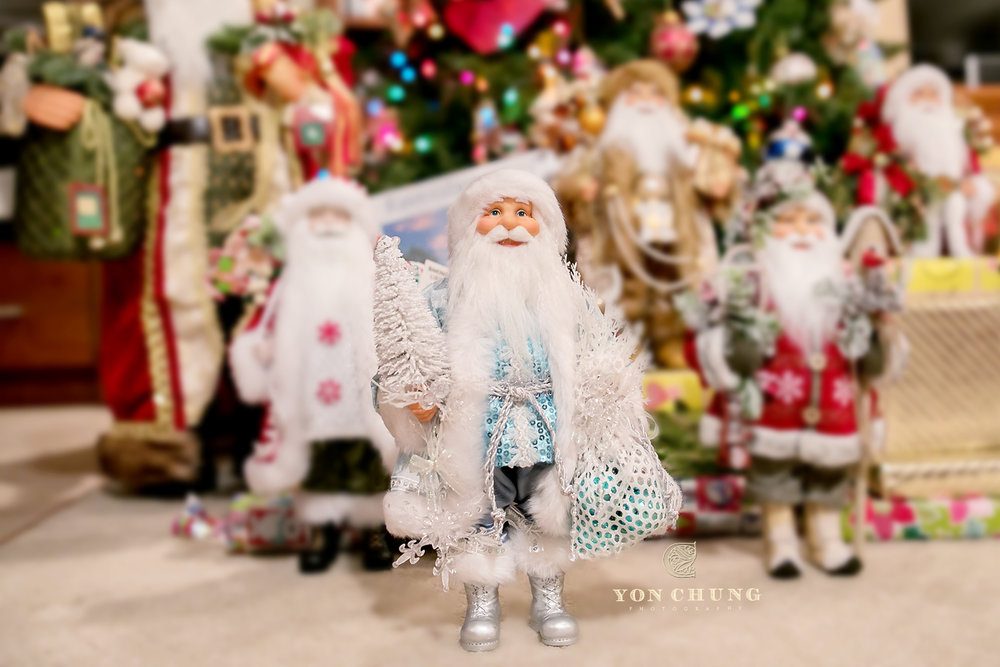 Snow White Santa by Windy Hill Collections