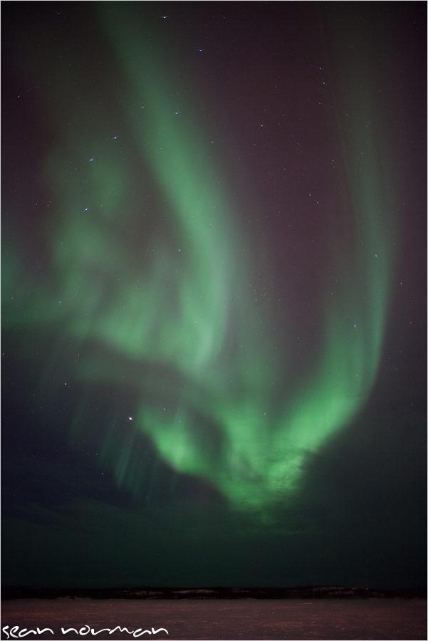 canadian aurora photos