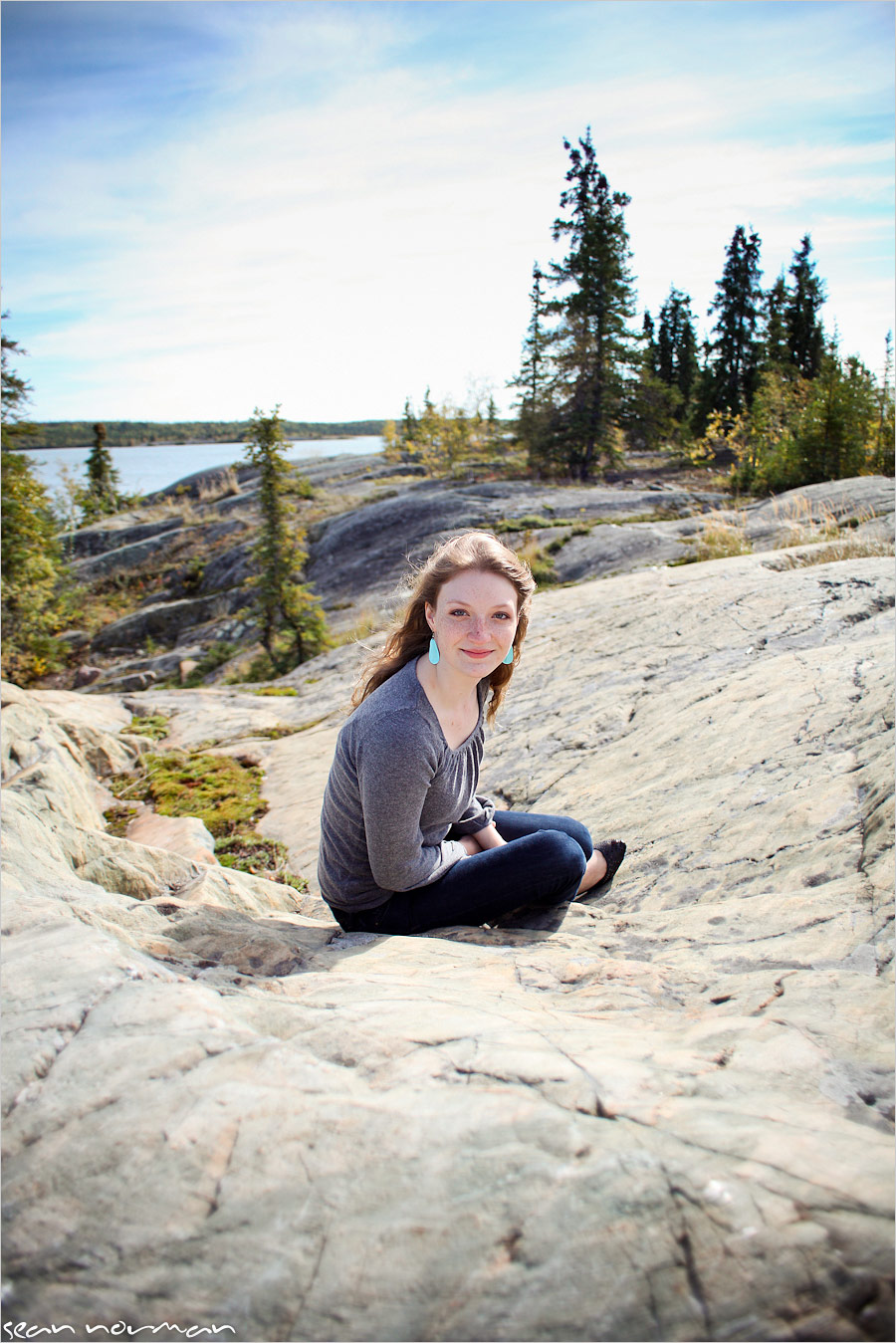 yellowknife portrait lifestyle photography