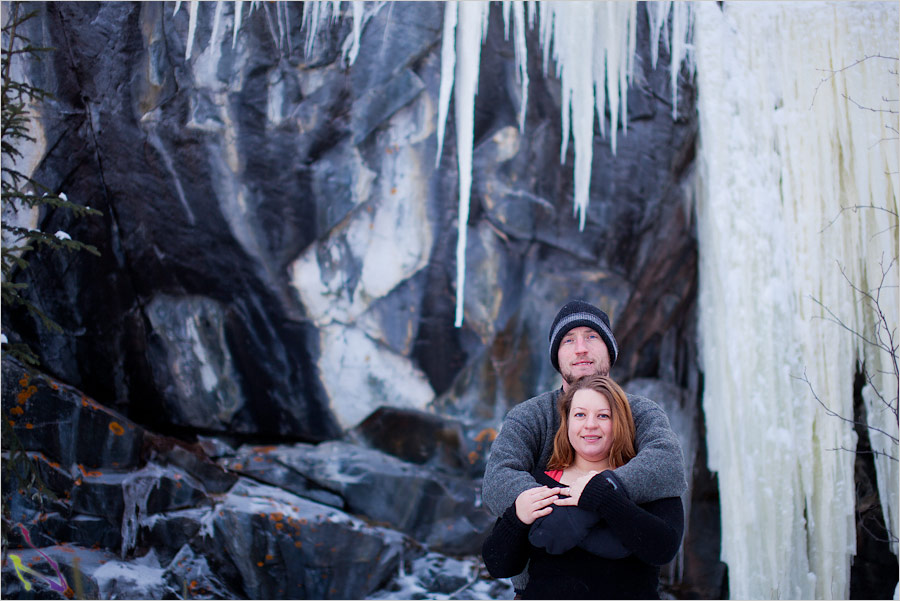 yellowknife wedding lifestyle photography ice caves