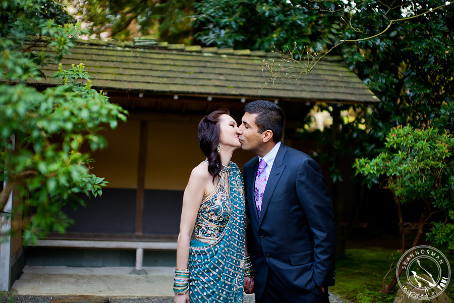 vancouver UBC wedding engagement photography