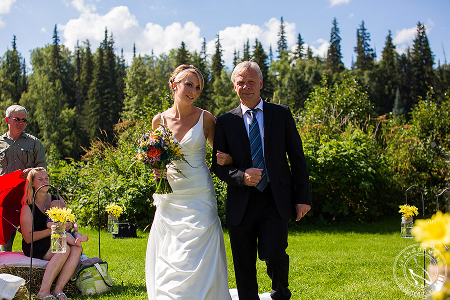 Smithers BC Bear Claw Lodge Wedding