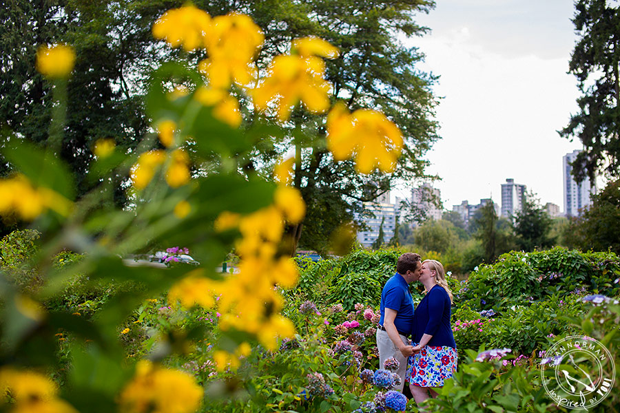 Stanley Park Vancouver Wedding Photography