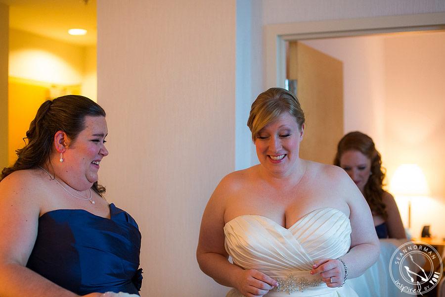 SFU Alumni Club wedding