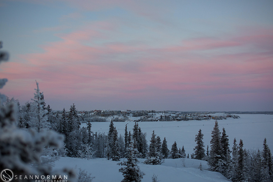 adventure in yellowknife - northern lights and ice caves - 17