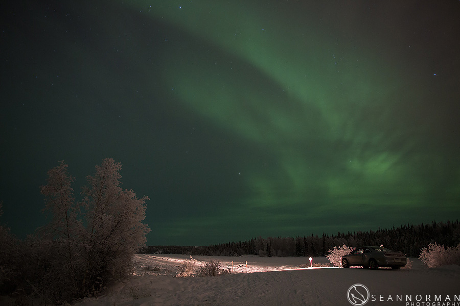 adventure in yellowknife - northern lights and ice caves - 20