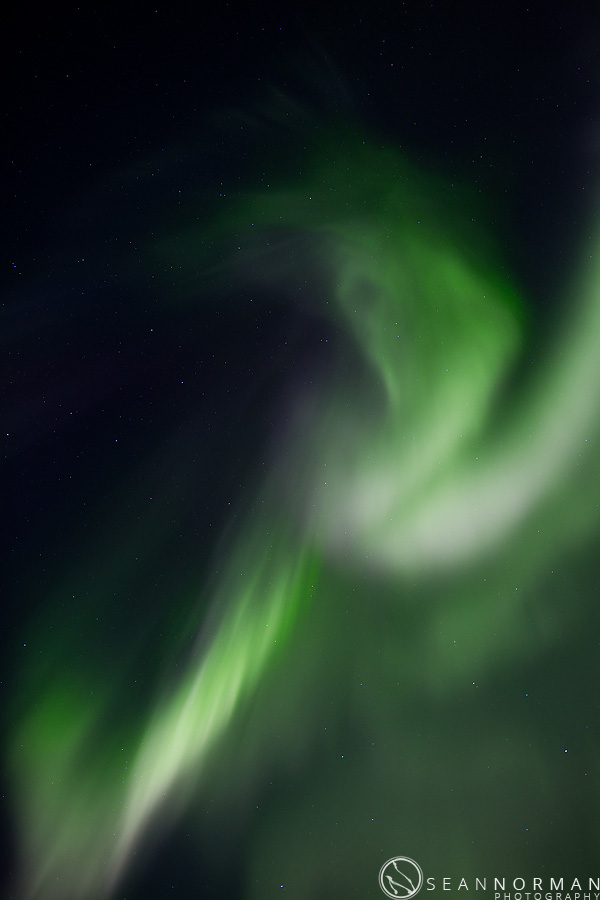 northern lights photography yellowknife canada