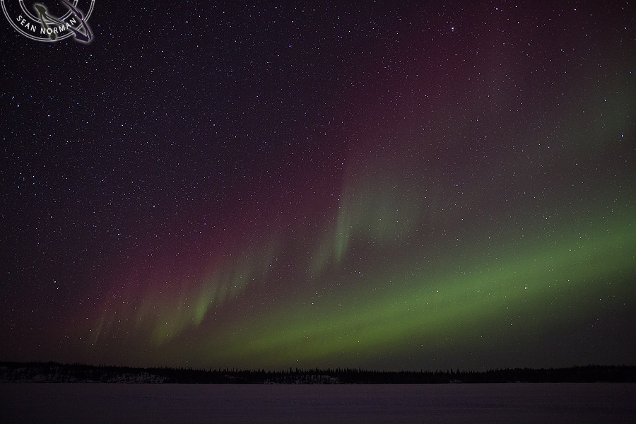 Aurora Borealis above Yellowknife - The Best Show on Earth - 11