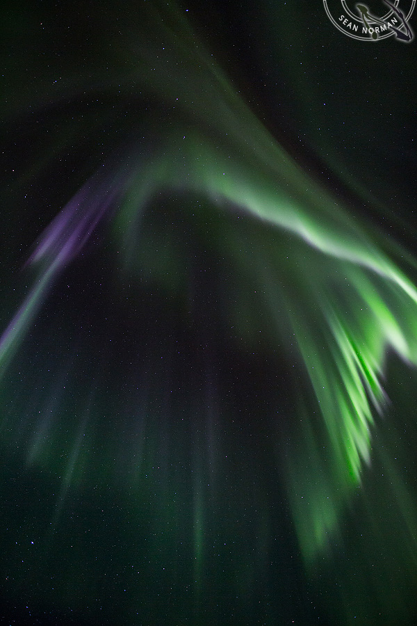 Aurora Borealis above Yellowknife - The Best Show on Earth - 16